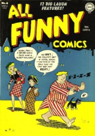 All Funny Comics 1944 - 1947 #6