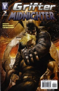 Grifter and Midnighter 2007 #5
