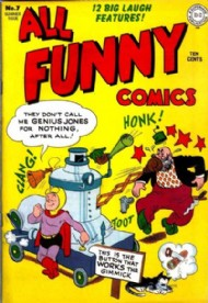 All Funny Comics 1944 - 1947 #7