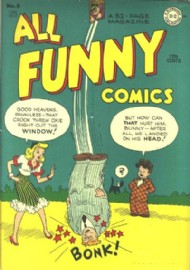 All Funny Comics 1944 - 1947 #8
