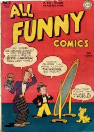 All Funny Comics 1944 - 1947 #9