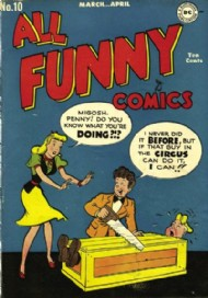 All Funny Comics 1944 - 1947 #10