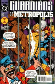 Guardians of Metropolis 1995 #2