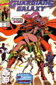 Guardians of the Galaxy (1st Series) 1990 - 1995 #2