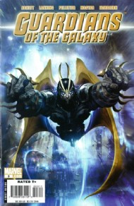 Guardians of the Galaxy (2nd Series) 2008 - 2010 #3