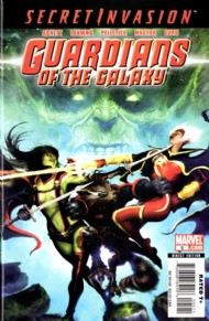Guardians of the Galaxy (2nd Series) 2008 - 2010 #5