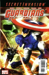 Guardians of the Galaxy (2nd Series) 2008 - 2010 #6