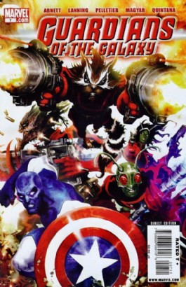 Guardians of the Galaxy (2nd Series) #7