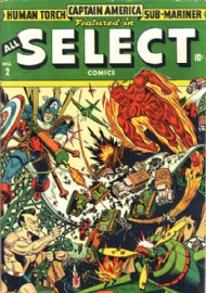 All Select Comics 1943 - 1946 #2