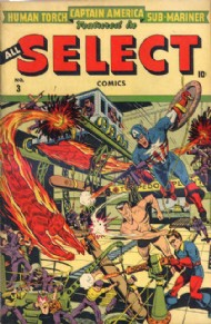 All Select Comics 1943 - 1946 #3