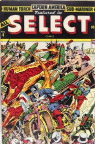 All Select Comics 1943 - 1946 #4