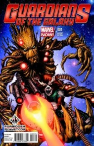 Guardians of the Galaxy (3rd Series) 2013 - 2014 #1