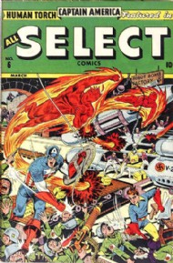 All Select Comics 1943 - 1946 #6