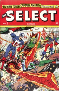 All Select Comics 1943 - 1946 #7