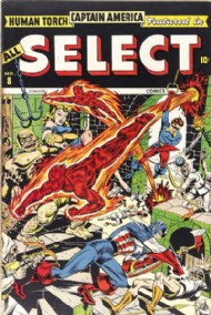 All Select Comics 1943 - 1946 #8