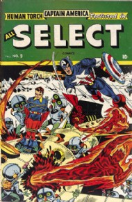 All Select Comics 1943 - 1946 #9