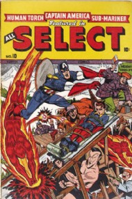 All Select Comics 1943 - 1946 #10
