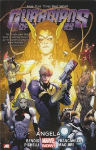 Guardians of the Galaxy (3rd Series): Angela 2014 #2