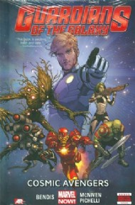 Guardians of the Galaxy (3rd Series): Cosmic Avengers 2013 #1