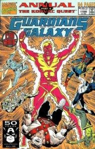 Guardians of the Galaxy Annual (1st Series) 1991 - 1994 #1