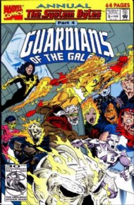 Guardians of the Galaxy Annual (1st Series) 1991 - 1994 #2