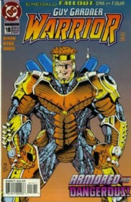 Guy Gardner Warrior 1994 - 1996 #18