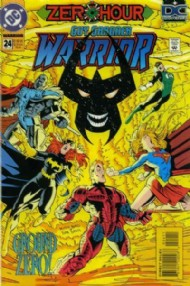 Guy Gardner Warrior 1994 - 1996 #24