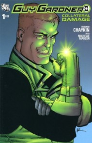 Guy Gardner: Collateral Damage 2006 #1