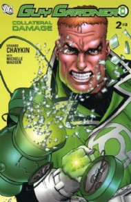 Guy Gardner: Collateral Damage 2006 #2