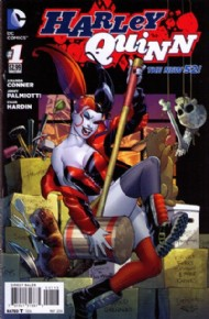 Harley Quinn (2nd Series) 2014 - 2015 #1