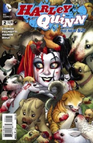 Harley Quinn (2nd Series) 2014 - 2015 #2