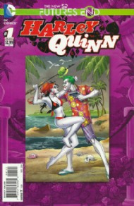 Harley Quinn (2nd Series): Futures End 2014 #1