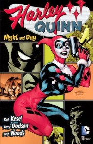 Harley Quinn: Night and Day 2013 #2
