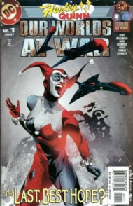 Harley Quinn: Our Worlds at War 2001 #1
