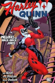Harley Quinn: Preludes and Knock-Knock Jokes 2008 #1