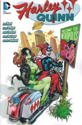 Harley Quinn: Welcome to Metropolis #3