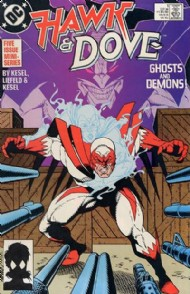 Hawk and Dove (Series 1) 1988 - 1989 #1