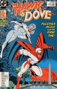 Hawk and Dove (Series 1) 1988 - 1989 #2