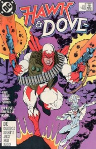 Hawk and Dove (Series 1) 1988 - 1989 #4
