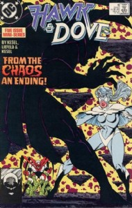 Hawk and Dove (Series 1) 1988 - 1989 #5
