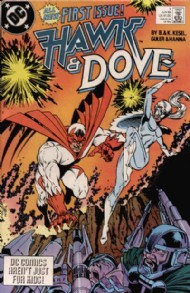 Hawk and Dove (Series 2) 1989 - 1991 #1