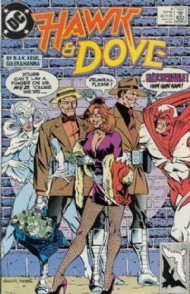 Hawk and Dove (Series 2) 1989 - 1991 #4