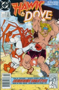 Hawk and Dove (Series 2) 1989 - 1991 #5
