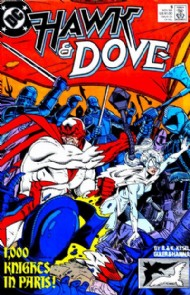 Hawk and Dove (Series 2) 1989 - 1991 #6