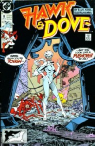 Hawk and Dove (Series 2) 1989 - 1991 #8