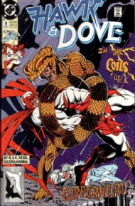 Hawk and Dove (Series 2) 1989 - 1991 #9
