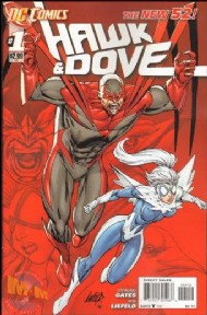 Hawk and Dove (Series 4 - New 52) 2011 - 2012 #1