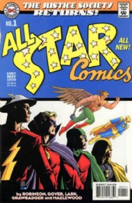 All Star Comics 1999 #1
