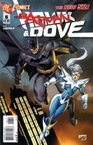 Hawk and Dove (Series 4 - New 52) 2011 - 2012 #6
