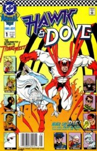 Hawk and Dove Annual 1990 #1
